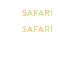 Was auf Safari-Aufenthalten auf Safari-TShirt geschieht