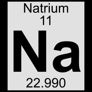 Elements 11 - na (natrium) - Full (white)