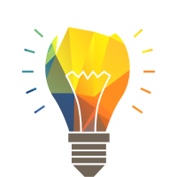 Glu hbirne Licht Lampe Polygon