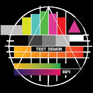 """Testbild """"Demon"""""""