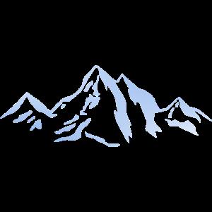 Berge, Wandern
