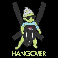 Hangover Zombie Baby
