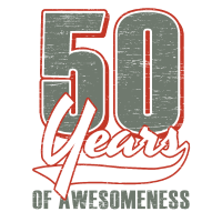 Fifty Years Of Awesomeness