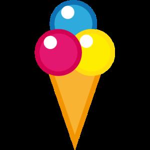 Eis Waffel Ice Cream