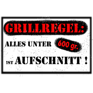 Grill 600gr