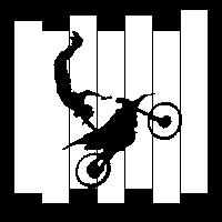 Motocross Motorad Cross Cool