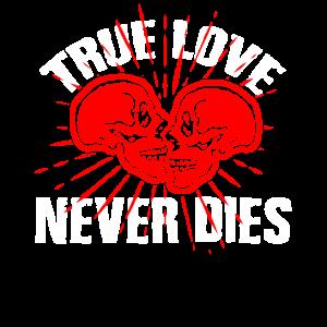Wahre Liebe Valentinstag Geschenk Love verliebt