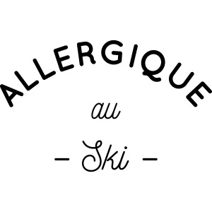 Allergique au ski