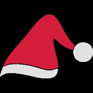 Weihnachtsmütze// Weihnachten// Mütze//Santa Claus