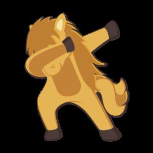 Dabbendes Pferd Dab