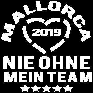 Mallorca 2019 Malle Party Sauftour saufen Urlaub