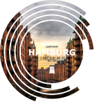 Hamburg Geometrische Form Kreis Spectrum