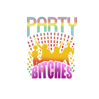 Junggesellinnenabschied Party Bitches Logo