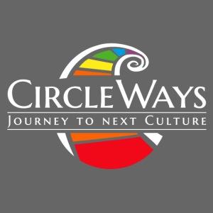 Circleways Film Logo rund weiß