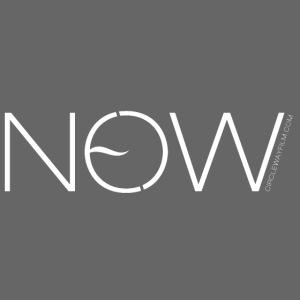 NewNow Logo – weiß