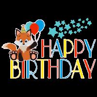 Geburtstag Fuchs