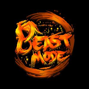 BEAST MODE - Phönix Feuer Ring Motivation