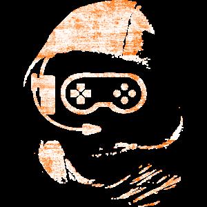 Gamer - nerd - gaming -nerdy - Gamepad