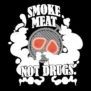 Fleisch Räuchern Grillen