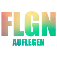 FLGN Bunt Auflegen DJ