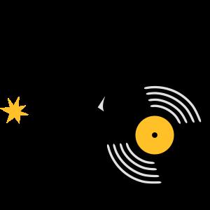 Heartbeat Vinyl Party Bomb