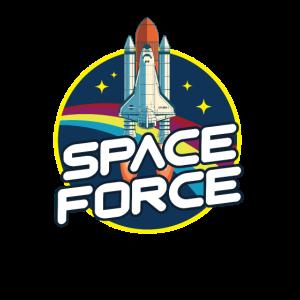 Space Force Universum Raumfahrt Geschenk
