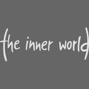 The Inner World Logo weiß
