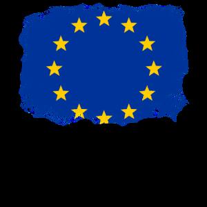 Europa Flagge Fahne Europäer Geschenk