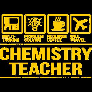 Chemielehrer
