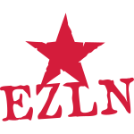 EZLN Red Star T-Shirts