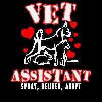 Tierarzt / Assistent / Ausbildung Geschenk