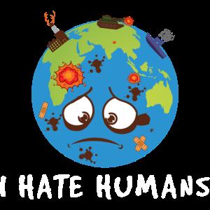 Umweltschutz Ich Hasse Menschen