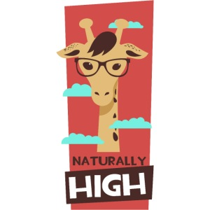 naturally high