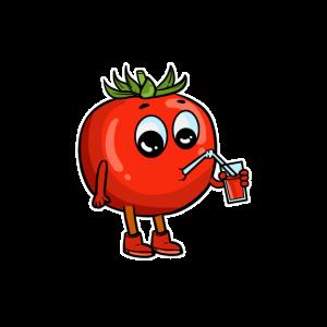 Tomate Tomaten Ketschup Juice Tomatensaft Geschenk