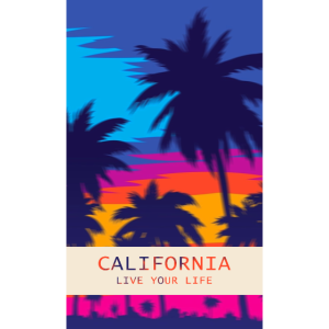 California (Live your Life)