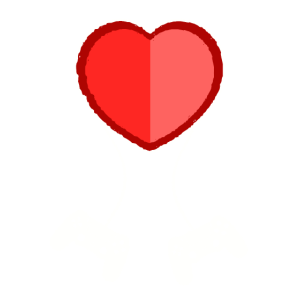 Game Controllers Heart