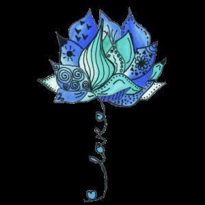 Blauer Lotus ❤