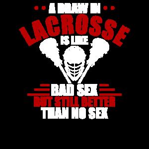 Draw in Lacrosse