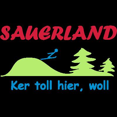 Sauerland - Sauerland - Land der tausend Berge - Winterberg,Sundern,Schützenfest,Schmallenberg,Sauerland,Olsberg,Meschede,Menden,Lüdenscheid,Lennestadt,Kirchhundem,Hochsauerland,HSK,Eslohe,Brilon