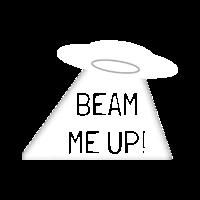 Beam me up UFO Teleportation