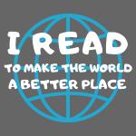 1012 Ich lese um die Welt besser zu machen | Buch