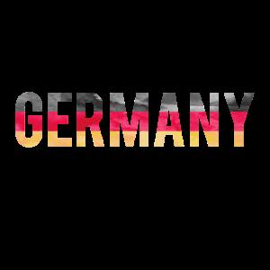 Germany Meine Heimat Geschenk
