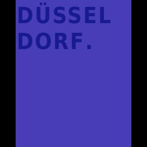 Düsseldorf Blau