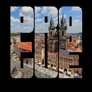 Prag Tschechien Altstädter Rathaus