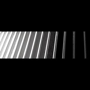 Streifen Silhouette