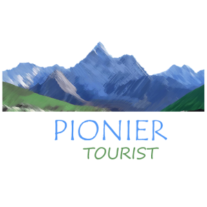 bin PIONIER kein TOURIST