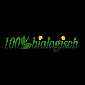 100% biologisch