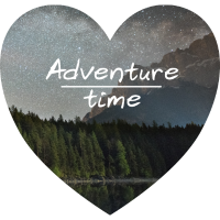 Adventure time - Herz