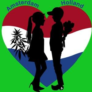Amsterdam loves Holland