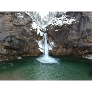 Buchenegger Wasserfall Oberallgäu